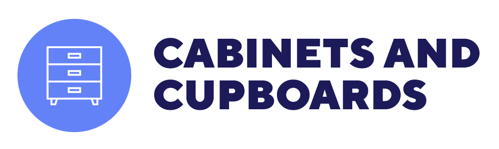 Cupboards Johannesburg – 073 277 3618