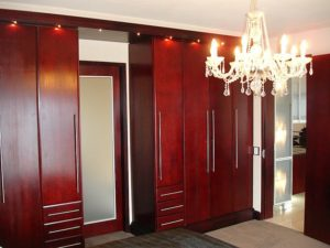 Cupboards and cabinets in Serengeti Lifestyle Estate